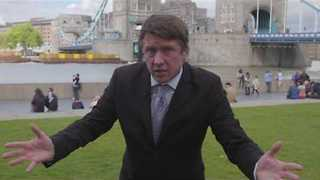 Jonathan Pie Really, Really Wants Young People to Vote - Video