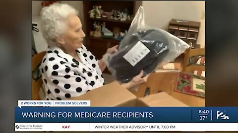 FTC warning Medicare recipients of rise in back brace scam