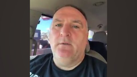 José Andrés of World Central Kitchen Helping During Government Shutdown