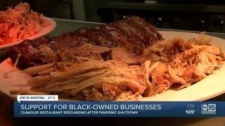 Blackout Tuesday leads to big support for Valley business