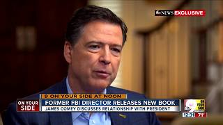 Former FBI director releases new book