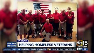MANA House program helps veterans get back on their feet - Video