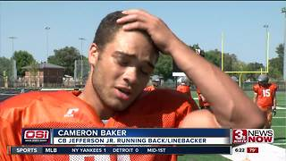 OSI Pigskin Preview: CB Thomas Jefferson - Video