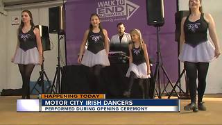 Motor City Irish Dancers at the Detroit Zoo - Video