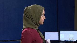 This Hijab-Wearing American Reporter Is Making History - Video