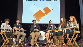 Millennials are changing the workforce - Video
