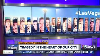 Remembering those killed in Las Vegas mass shooting - Video