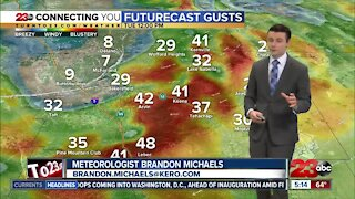 23ABC Evening weather update January 18, 2020
