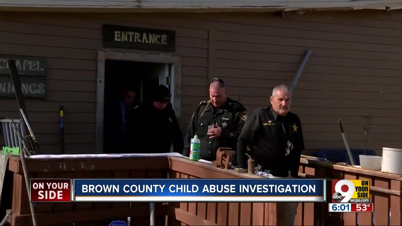 Brown County Child abuse investigation