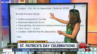 Where to celebrate St. Patrick's Day - Video
