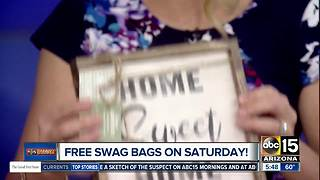 Get free swag bags on Saturday from Sweet to the Soul Boutique - Video
