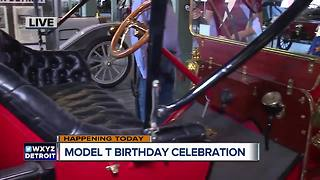 The Model T turns 109 on Monday, Sept. 24 - Video