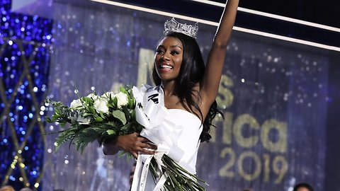 Miss America Organization Strips The Licenses Of 4 States