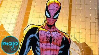 Top 10 Epic Superhero Resurrections - Video