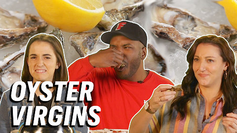 5 People Try Oysters for the First Time