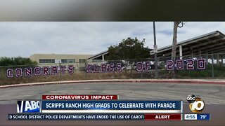Scripps Ranch High grads to celebrate with parade