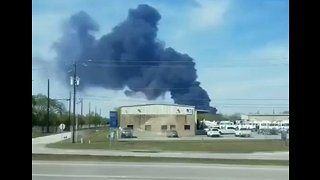 New Fire Breaks Out at Deer Park Chemical Plant