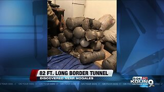 Homeland Security: 82-foot drug tunnel discovered near Nogales