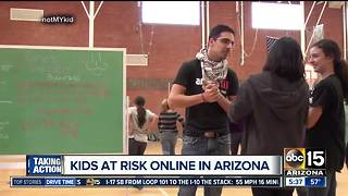 Arizona most dangerous state for kids online, according to new study - Video