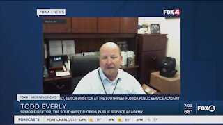New police academy recruit curriculum in Florida