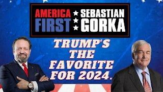 Trump's the favorite for 2024. Lord Conrad Black with Sebastian Gorka on AMERICA First