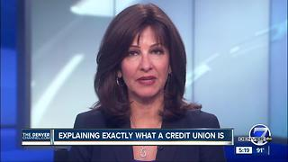 What Is a Credit Union? - Video