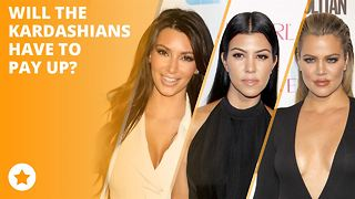 Kardashian sisters are facing $180 million lawsuit - Video