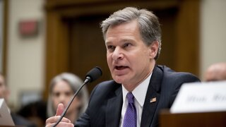FBI Director Calls China The 'Greatest Threat' To The U.S.