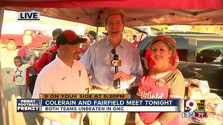 Friday Football Frenzy: Ken Broo joins Red Zone Tailgate Party - Video