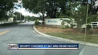 Security concerns at Bay area rehab facility - Video