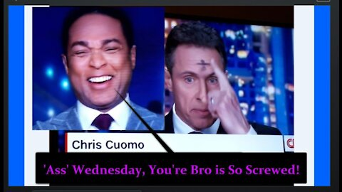 The Cuomo Cover-Up: CNN Bans Chris From Interviewing His Gov Brother and He's Still Not Covering Him