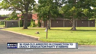 Taylor police arrest two in connection to fatal stabbing at graduation party