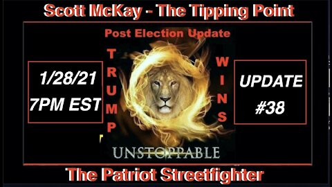1.28.21 Patriot Streetfighter POST ELECTION UPDATE #38: MASSIVE INTEL DROP ON CHINA