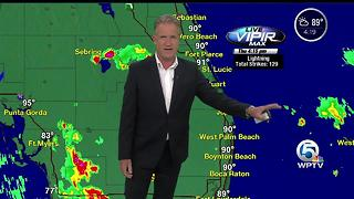 Updated Thursday forecast - Video