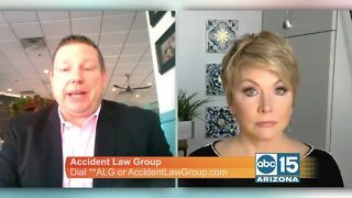 Joe Brown from Accident Law Group shows us how to navigate insurance companies