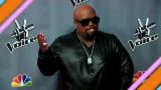 CeeLo Leaves 'The Voice' - Video