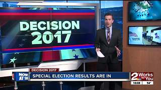 Special Election results - Video
