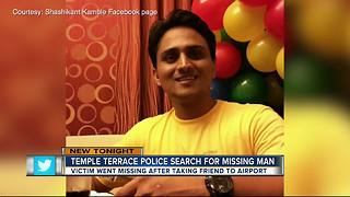 Missing Temple Terrace man - Video