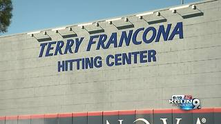 Terry Francona Hitting Center - Video