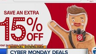 Cyber Monday deals - Video