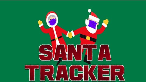 Santa Tracker 2020: Where is Santa Claus?