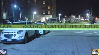 Man dead after shooting near Coppin State University - Video