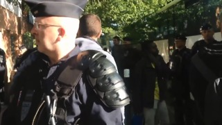Migrants Removed from Paris University After Five-Month Occupation - Video