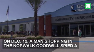 Elderly Man Walks into Goodwill & Sits Down at Piano. Within Moments, Has Woman in Tears - Video