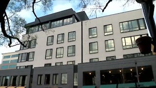 The Rebound: Clayton Hotel & Club opening today