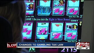CHANGES TO GAMBLING LAW
