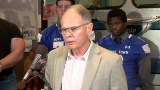 Frank Solich Press Conference