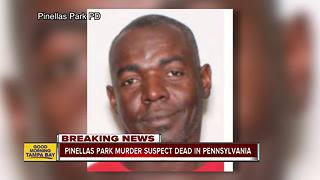 Florida man wanted for orchestra member's murder shot, killed during Pennsylvania police pursuit
