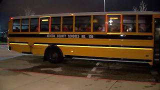 Teachers head to Frankfort to protest budget cuts - Video