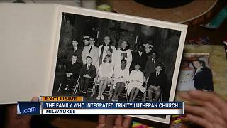 Meet the family that integrated Trinity Lutheran Church - Video